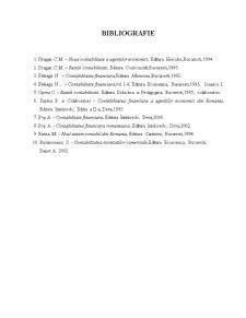 Contabilitatea Imobilizarilor Corporale - Pagina 1
