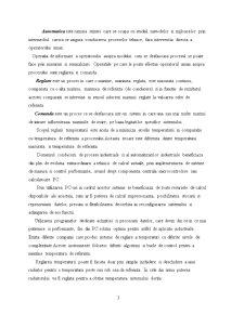 Sistemul de Reglare a Temperaturii și Debitului unui Flux de Aer Recirculat LTR701 - Pagina 3