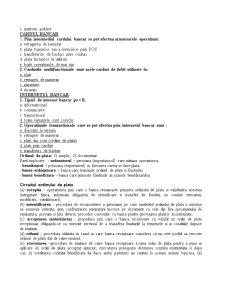 Teste Grila Tehnica Operatiunilor Bancare - Pagina 3