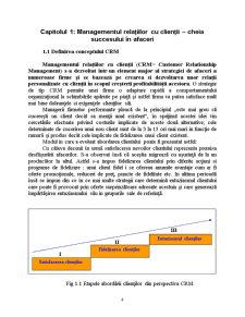 Managementul Relațiilor cu Clienții în Cadrul Companiei Cosmote - Pagina 4