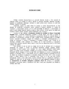 Gestionarea Riscului de Creditare - Pagina 1