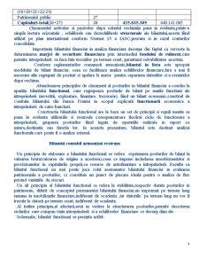 Bilant si Indicatori Bilantieri - Pagina 4