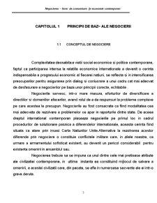 Negocierea - Forma de Comunicare in Economia Contemporana - Pagina 3