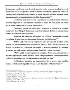 Negocierea - Forma de Comunicare in Economia Contemporana - Pagina 5