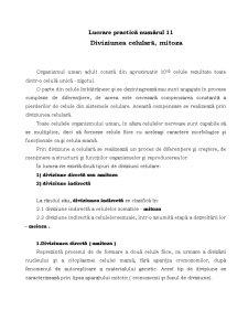 Mitoza - Pagina 1
