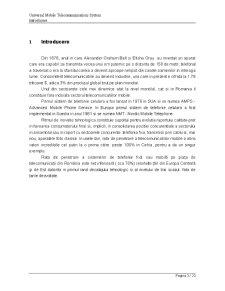 Simularea Retelei UMTS cu OPnet - Pagina 3