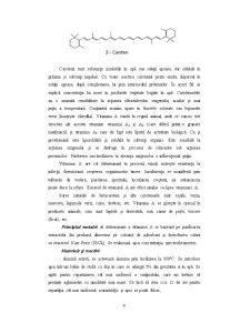 Determinarea Spectrofotometrica a Vitaminelor A și E - Pagina 4