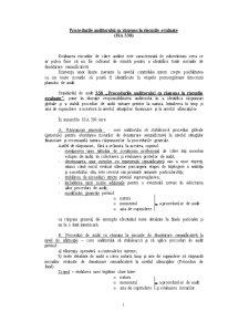 Procedurile Auditorului ca Raspuns la Riscurile Evaluate - ISA 330 - Pagina 1