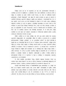 Toleranță și Intoleranță Religioasă în România Actuală - Pagina 3