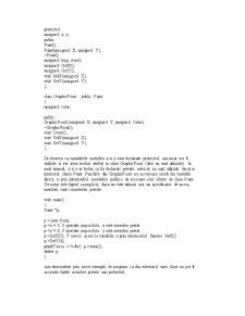 Programare Avansata Utilizand Clase - Pagina 2