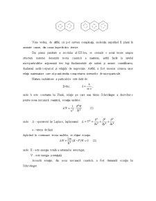 Studiul Teoretic al Structurii și Reactivității Moleculelor Aromatice - Pagina 2
