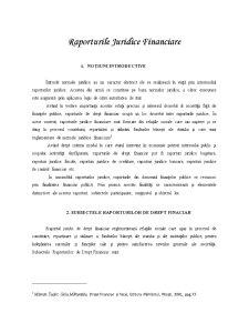 Raporturi Juridice Financiare - Pagina 2