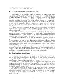 Asigurări de Răspundere Civilă - Pagina 1