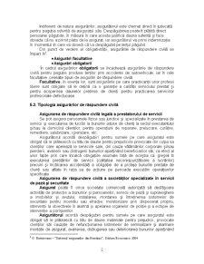 Asigurări de Răspundere Civilă - Pagina 2