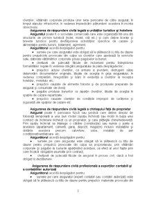 Asigurări de Răspundere Civilă - Pagina 3