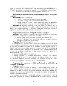 Asigurări de Răspundere Civilă - Pagina 4