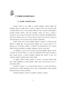 Organizarea si Functionarea Institutiilor de Credit - Pagina 5