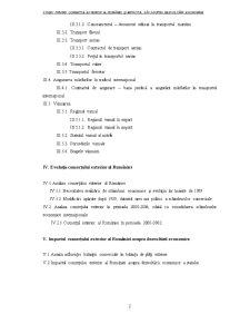 Studiu privind Comertul Exterior al Romaniei Inainte si Dupa 1989 - Pagina 2
