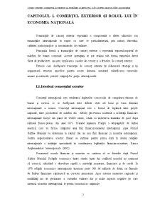 Studiu privind Comertul Exterior al Romaniei Inainte si Dupa 1989 - Pagina 3