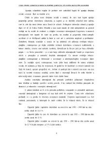 Studiu privind Comertul Exterior al Romaniei Inainte si Dupa 1989 - Pagina 4