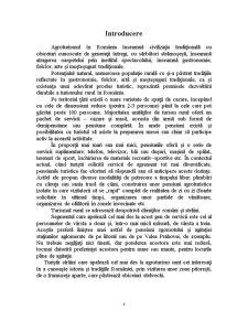 Agroturism - Descrierea unei Pensiuni - Pagina 2