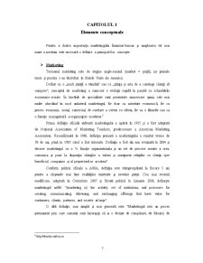 Strategii de Marketing Utilizate în Cadrul BRD - Pagina 5