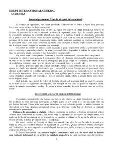 Drept International Public - Curs 9 - Pagina 1
