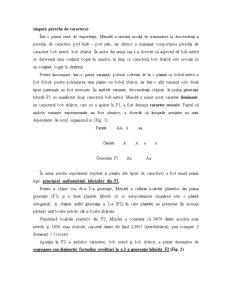 Ereditatea Mendeliana - Pagina 3