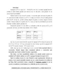 Ereditatea Mendeliana - Pagina 5