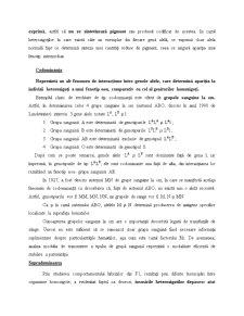Interacțiuni Genice - Pagina 3