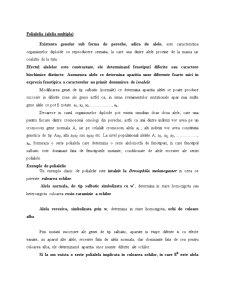 Interacțiuni Genice - Pagina 5