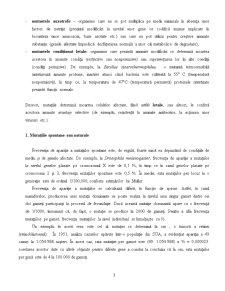 Mutațiile și Mutageneza - Pagina 3