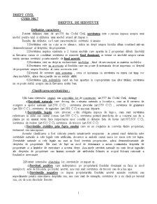 Drept Civil - Curs 7 - Pagina 1