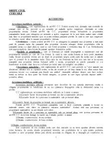Drept Civil - Curs 8 - Pagina 1