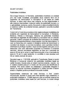 Publicitatea Imobiliara - Pagina 1
