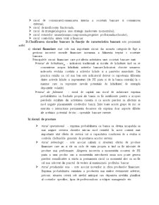 Riscuri in Activitatea Institutiilor de Credit - Pagina 5