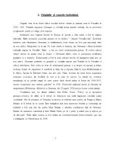 Al Doilea Razboi Mondial - Origine si Evolutie - Impactul Asupra Securitatii Internationale - Pagina 5