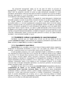 Specificul Operațiunilor de Comerț Internațional - Pagina 2