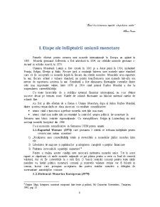 Uniunea Economica și Monetară Europeană - Pagina 4