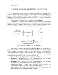 Electronica de Putere - Pagina 1