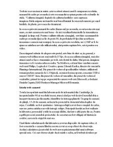 Structura si Functiile Web-Camerei - Pagina 4