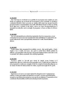 Caiet de Practica la Calculatoare si Automatizari - Pagina 5