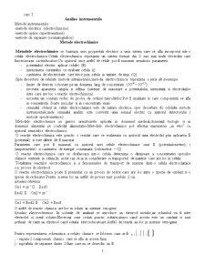 Analiza Instrumentala - Pagina 1