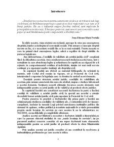 Condițiile de Valabilitate ale Actului Juridic Civil - Pagina 4