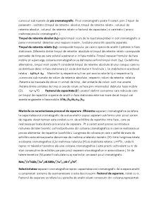 Metode Cromatografice de Analiza - Pagina 4