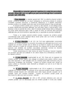 Drept Procesual Penal - Pagina 2