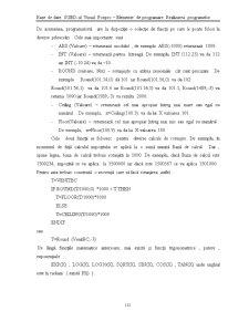 Capitolul 5 - Elemente de Programare - Realizarea Programelor - FoxPro - Pagina 5