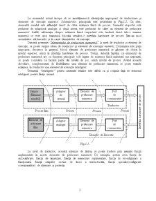 Prezentarea Principiului unor Structuri Distribuite și Ierarhizate de Achiziție de Date și Control - Pagina 3