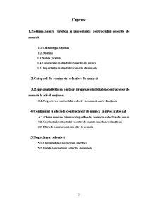 Contractul Colectiv de Muncă Unic la Nivel Național - Pagina 2