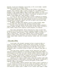 Politica Externa in Tarile Romane in Secolele XIII-XVI - Pagina 2